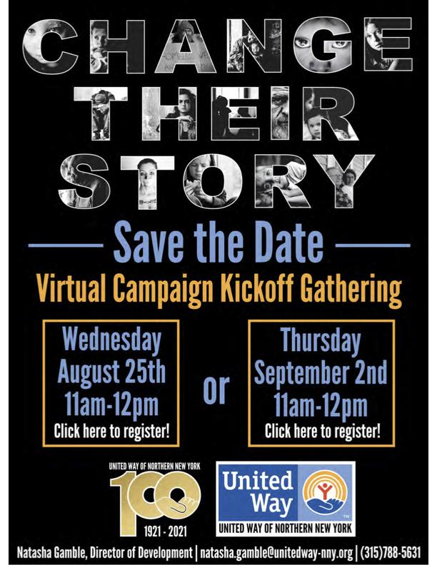 Campaign Kick Off Registration